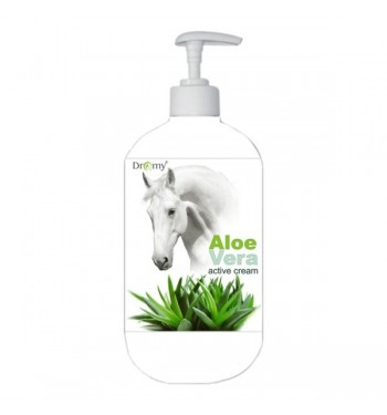 Dromy aloe vera active cream 400 ml
